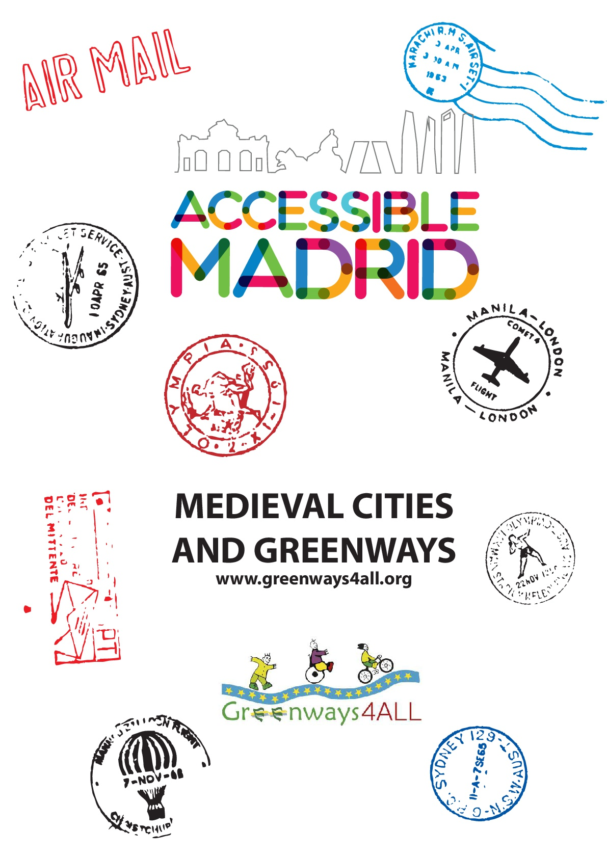 MEDIEVAL CITIES AND GREENWAYS