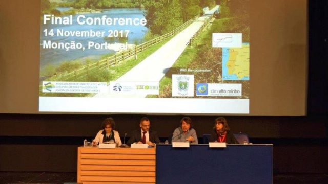 """Presentations of the Final conference """"Greenways4ALL"""" are available now"""
