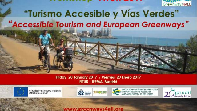 "Workshop ""Accessible Tourism and European Greenways"""
