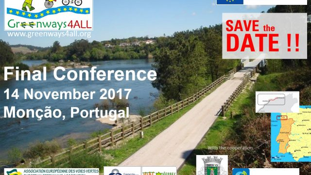 """Greenways4ALL final conference"""