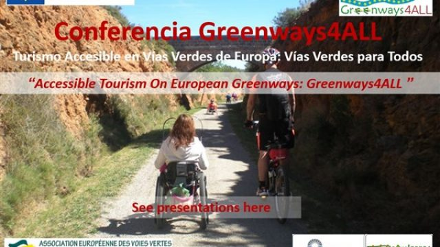 "Presentations are Available- ""Greenways4ALL: Accessible Tourism on European Greenways"""