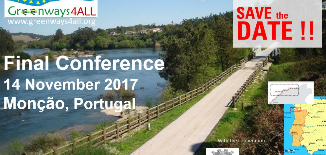"""""""Greenways4ALL final conference"""""""